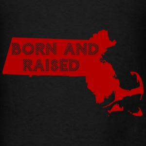 Born and Raised Bags & backpacks - Men's T-Shirt