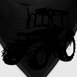 tractor (1 color) T-Shirts - Bandana
