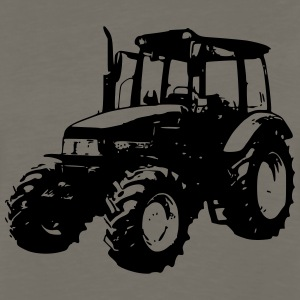 tractor (1 color) Kids' Shirts - Men's Premium Long Sleeve T-Shirt