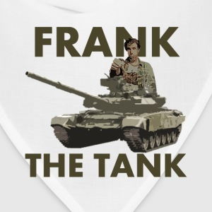 Old School Frank the Tank T-Shirts - Bandana