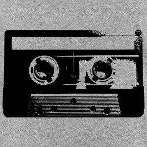 Cassette Tape - 80s - Vintage - Retro - Music Kids' Shirts - Toddler Premium T-Shirt
