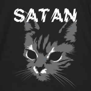 satan cat Bags & backpacks - Men's Premium Long Sleeve T-Shirt