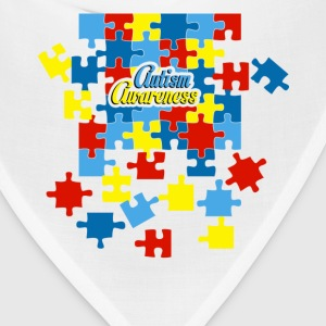 autism awareness - Bandana
