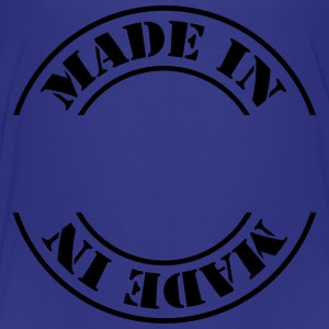 made_in_m1 Kids' Shirts - Toddler Premium T-Shirt