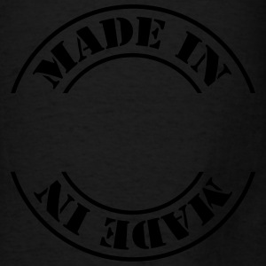 made_in_m1 Bags & backpacks - Men's T-Shirt