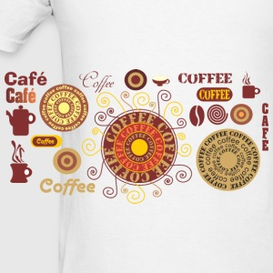 Coffee - Cafe Phone & Tablet Cases - Men's T-Shirt