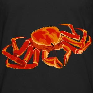 Crab Bags & backpacks - Men's Premium Long Sleeve T-Shirt