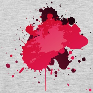Color Splatter Women's T-Shirts - Men's Premium Long Sleeve T-Shirt