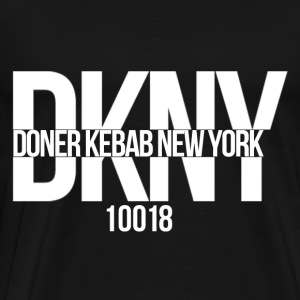 DKNY Long Sleeve Shirts - Men's Premium T-Shirt
