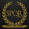 SPQR T-Shirts - Men's T-Shirt by American Apparel