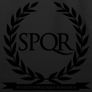 SPQR Hoodies - Eco-Friendly Cotton Tote