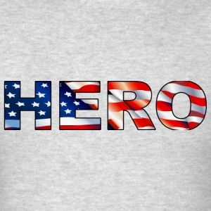 Hero - Men's T-Shirt