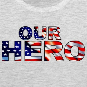 Our Hero - Men's Premium Tank