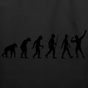 Evolution of Zyzz t-shirt - Eco-Friendly Cotton Tote