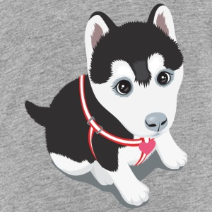 Dog - Pet - Animals - Husky Sweatshirts - Toddler Premium T-Shirt