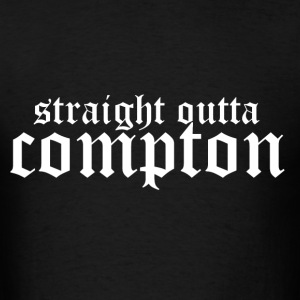 Straight outta Compton Long Sleeve Shirts - Men's T-Shirt