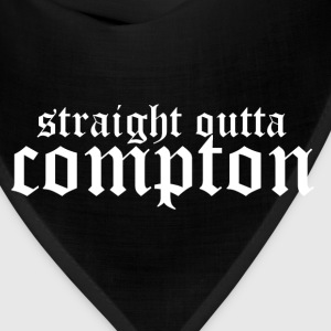 Straight outta Compton Long Sleeve Shirts - Bandana