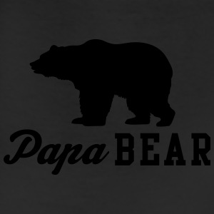 Papa T-Shirt - Papa Bear T-Shirts - Leggings