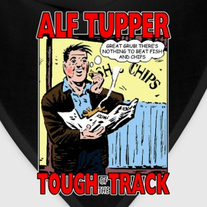Alf Tupper Tough of the Track Comic Fish & Chips - Bandana