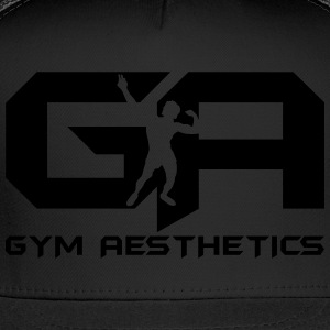 Gym Aesthetics Hoodies - Trucker Cap