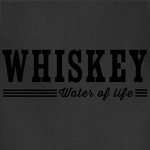 Whiskey. Water of Life T-Shirts - Adjustable Apron