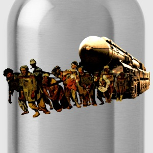 Hauling a Soviet Nuclear Missile Carrier - Water Bottle