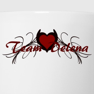team delena Women's T-Shirts - Coffee/Tea Mug
