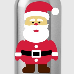 Santa Claus T-Shirts - Water Bottle