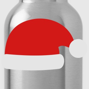 Santa Hat T-Shirts - Water Bottle
