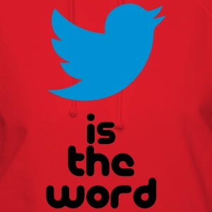 bird is the word T-Shirts - Women's Hoodie