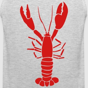 Lobster cancer  Shirt - Men's Premium Tank