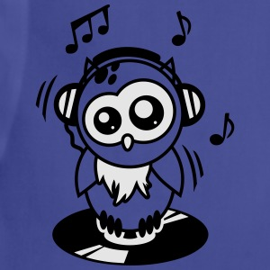 Owl Willis available clothing: DJ equipment T-Shirts - Adjustable Apron