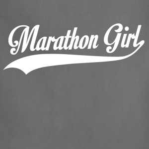 marathon girl - Adjustable Apron