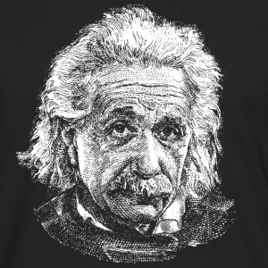 Einstein - Men's Premium Long Sleeve T-Shirt