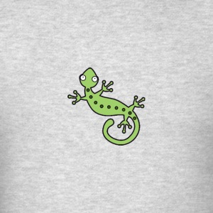 Funky Lizard - Men's T-Shirt