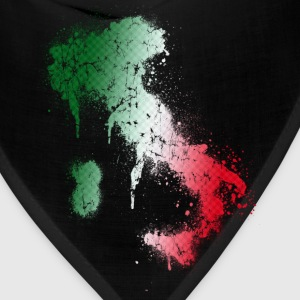 Italian Italy Spray Paint - Bandana