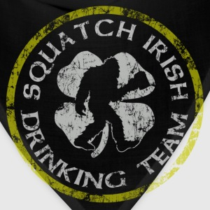 Squatch  Irish Drinking Team - Bandana
