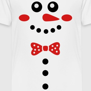 Snowman Kids' Shirts - Toddler Premium T-Shirt