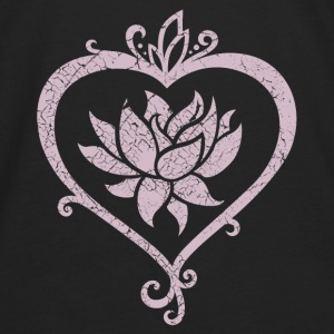 Lotus Heart Digital Bags & backpacks - Men's Premium Long Sleeve T-Shirt