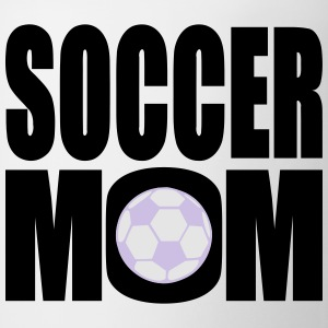 Soccer Mom (Women's) - Coffee/Tea Mug