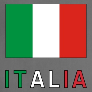 Italian Flag and Italia Baby & Toddler Shirts - Adjustable Apron