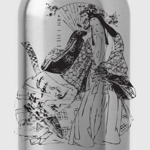 Geisha - Japan - Asian Kids' Shirts - Water Bottle