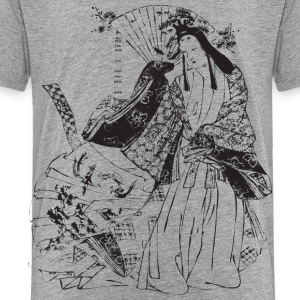 Geisha - Japan - Asian Kids' Shirts - Toddler Premium T-Shirt