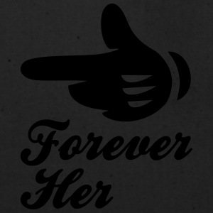 forever her T-Shirts - Eco-Friendly Cotton Tote