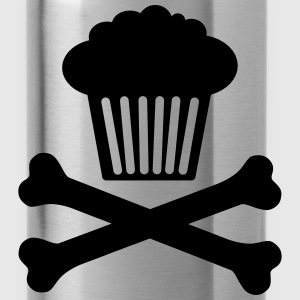 Cupcakes N´ Bones Bags & backpacks - Water Bottle