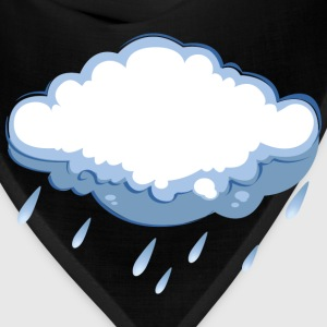 Rain Cloud Kids' Shirts - Bandana