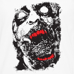 Zombie - Geek - Horror - Scifi Phone & Tablet Cases - Men's Premium Long Sleeve T-Shirt