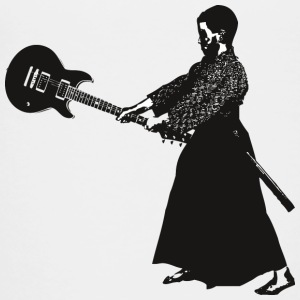 Guitar Samurai Kids' Shirts - Toddler Premium T-Shirt