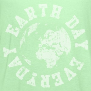 Earth Day Everyday - Women's Flowy Tank Top by Bella