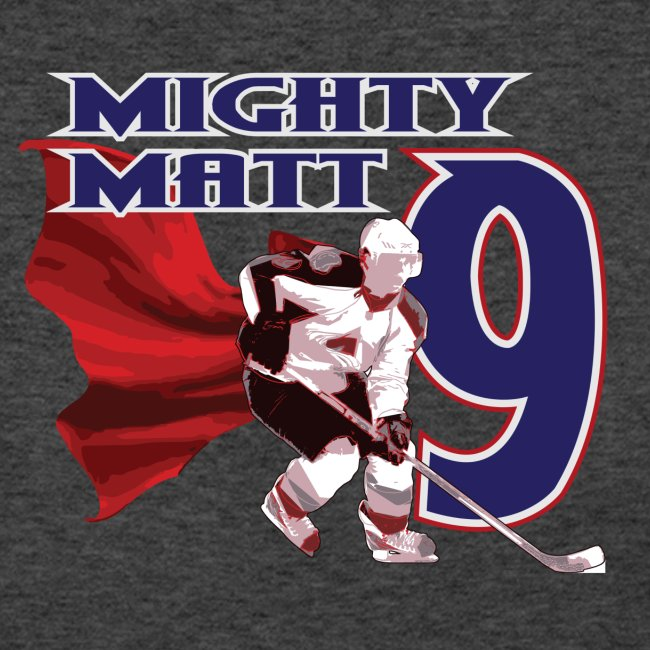 Mighty Matt - Mens T-Shirt